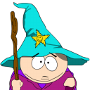 cartman,gandalf,zoomed