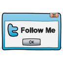 twitter,button,follow me,sigueme,social network,social,sn
