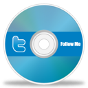 twitter,cd,disc,dvd,disk,save,social network,social,sn