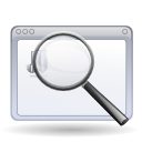 kappfinder,find,magnifying glass,search,window,zoom,seek