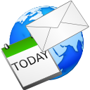 kontact,calendar,earth,email,world,date,schedule,globe,planet,mail,message,letter,envelop