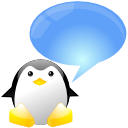 xchat,chat,penguin,tux,talk,comment,speak