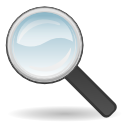 gnome,find,search,zoom,seek,search tool