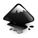 inkscape,mountain