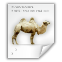 application,perl,camel