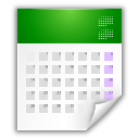 text,calendar,date,schedule,file,document