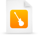 file,document,paper,orange,guitar,instrument,music