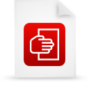 file,document,paper,red