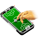 apple,footbal,game,iphone,soccer,sport,gaming,mobile phone,cell phone,smartphone