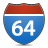 bit,64 bit,highway,sign