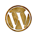wordpress,logo