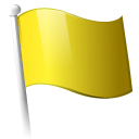 flag,yellow