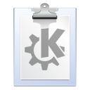 klipper,clipboard,document,paste,file,paper
