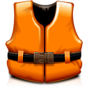 system,config,securitylevel,help,life vest,orange,rescue,support,configure,configuration,preference,option,setting