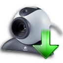 webcamreceive,arrow,down,webcam,descend,download,fall,decrease,descending,cam