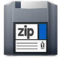 zip,unmount,disk,disc,save