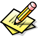 write paper pen file document draw pencil edit paint writingWriting Icon Png