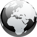 browser,black and white,earth,globe,internet,planet,world