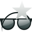 gwenview,sunglasses