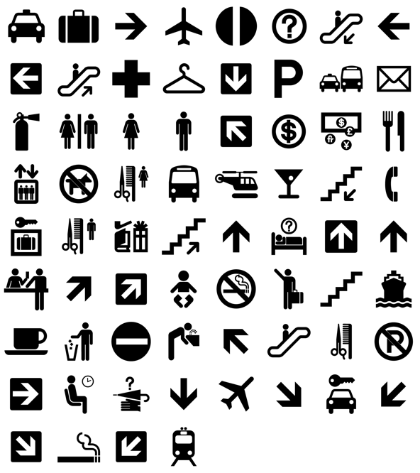 DOT Pictograms - 68 Free Icons, Icon Search Engine