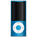 blue,apple,ipod