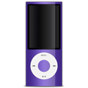 purple,apple,ipod
