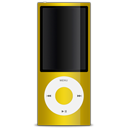 yellow,apple,ipod