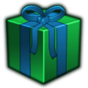present,green,gift
