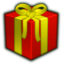 present,red,gift