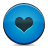 button,blue,heart