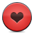 button,red,heart