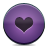 button,violet,heart