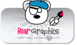 bear,graphics,big