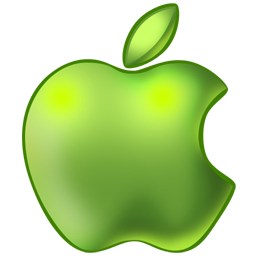 apple,green