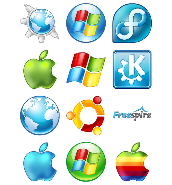 operating systems 18 free icons icon search engine