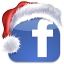 facebook,social,social network,sn,media,xmas,bookmark,christmas