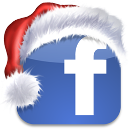 Facebook icons, free icons in Christmas Social Bookmark, (Icon ...