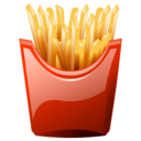 http://png-5.findicons.com/files/icons/2317/brilliant_food/128/french_fries.png