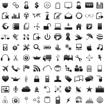 Open source icons - gcons Icon Pack by Sarfraz Shoukat