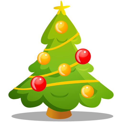 Christmas Tree icon PNG, ICO or ICNS | Free vector icons