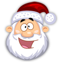 happy,santa claus,funny,smile,fun,emotion,emoticon
