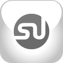 stumbleupon,grey
