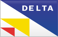delta,straight,credit card