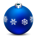 ornament,with,snow,flak
