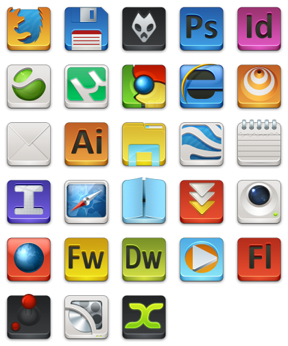 Apps Icons Png App Icons Icon Pack by Milos