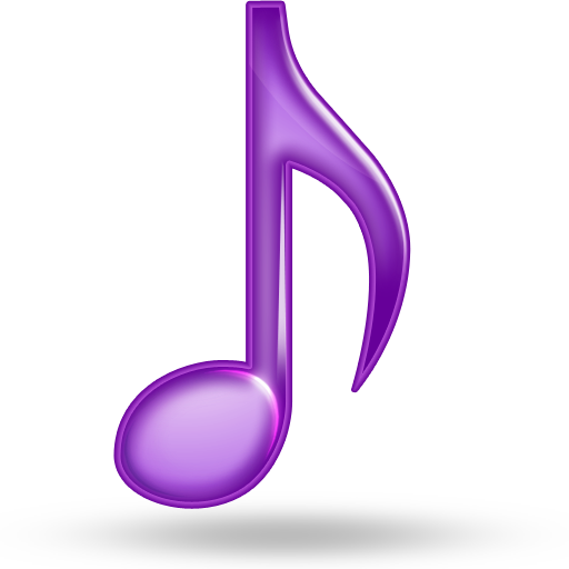 music icons, free icons in Glossy, (Icon Search Engine)