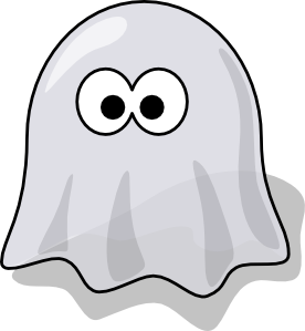 ghost icons, free icons in hathix cartoon animals, (Icon ...