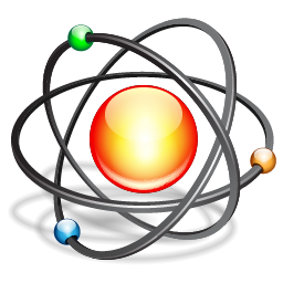 Atom Icon Png Ico Or Icns Free Vector Icons