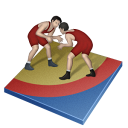 wrestling,freestyle