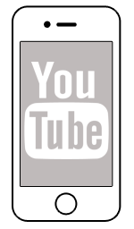 youtube,grey